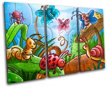 Garden Animals For Kids Room - 13-2133(00B)-TR32-LO